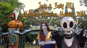 jack skellington u0026 sally irl nightmare before christmas disneyland