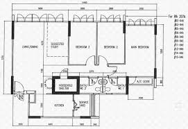 floor plans for punggol place hdb details srx property