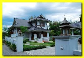 thai house designs pictures thai style house plans blueprint only 2 500 baht