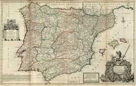Spain And Portugal Map by File Spain And Portugal Herman Moll 1711 Jpg Wikimedia Commons