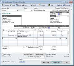 quickbooks invoice invoice templates for quickbooks invoice templat