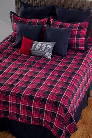 Red King Size Comforter Sets Alaska By Rizzy Home Bedding Beddingsuperstore Com