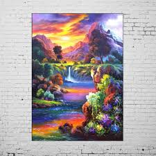 new paint new oil paintings hand painted picture on canvas modern wall