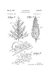 patent us2792775 christmas tree baler google patents