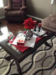 christmas decorations for sofa table 25 best sofa table christmas decor images on pinterest christmas