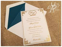 thermography wedding invitations abby warner s wedding invitation suite april designs