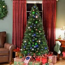 christmas shop artificial christmas trees 7ft christmas trees