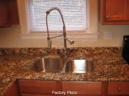 Granite Kitchen Sink Installed Sinks Photos