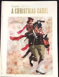 a carol by charles dickens illustrated for hallmark
