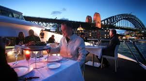 premium sydney harbour dinner cruise with drinks