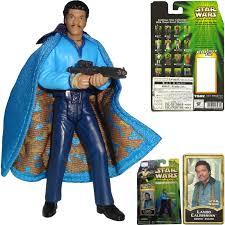 Lando Calrissian Halloween Costume Hasbro Power Jedi