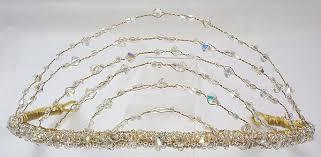 handmade tiaras tiaraonline arch tiara delicate handmade tiaras and wedding