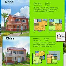 Elaisa Model House Affordable Houses At Camella Tanza Cavite