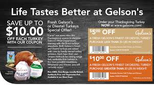 fresh turkey coupon offer