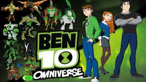 ben 10 omniverse aliens pictures