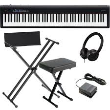 brand new roland fp 30 black digital piano 88 key weighted with x