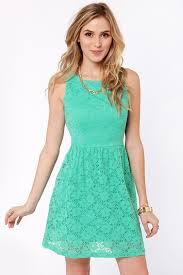 birthday dress mint blue dress lace dress mint dress 41 00