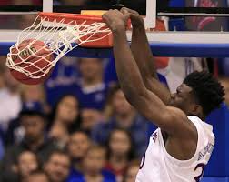 ku s udoka azubuike follows thanksgiving day feast with career