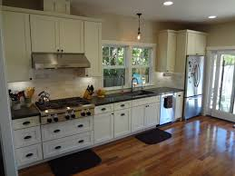 White Contemporary Kitchen Cabinets - Modern white cabinets kitchen