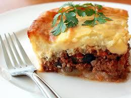 cuisine grecque moussaka moussaka au thermomix cookomix