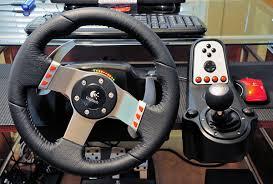 gaming steering wheel logitech g27 racing wheel review gaming accessories guide