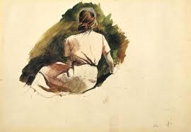 mhsartgallerymac artists and their sketching