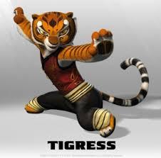 Tigress Halloween Costume Kung Fu Panda Master Tigress Costume Holly Jolly Holidays