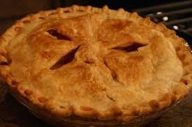 thanksgiving apple pie recipe sparkrecipes