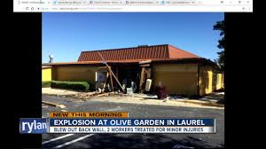 Olive Garden Family Style Explosion Tears Through Md Olive Garden Abc2news Com