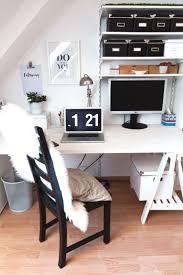 Moderner Schreibtisch Diy Schreibtisch Aus Arbeitsplatte Pinterest Stilvolle Auf Moderne