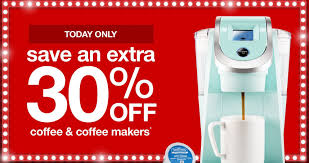 keurg target black friday target 30 extra off on coffee makers keurig 2 0 k200 coffee