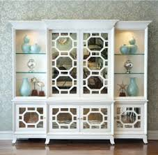 armoire for 50 inch tv jewelry armoire white venetian mirrored with floating crystal