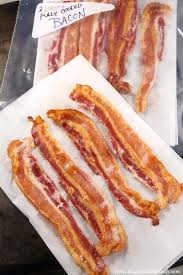 Bacon In Toaster Pre Cooked Bacon Recipe Use Store Or Freeze Alyona U0027s Cooking