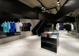 naoto fukasawa designs interior for issey miyake store