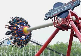 Six Flags The Great Escape New Great Escape Ride A Gentler Thrill Times Union