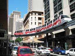 monorail darling harbour sydney wallpapers sydney monorail sydney com au