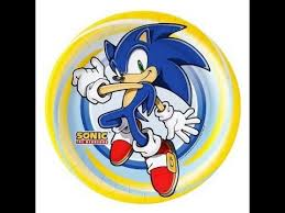 sonic party supplies sonic the hedgehog party supplies