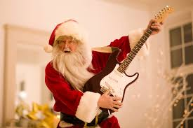 funny christmas songs for guitar