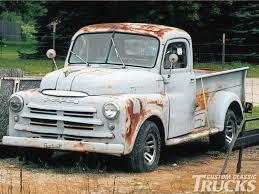 1212cct 01 1950 dodge truck half ton photo 1 classic and custom