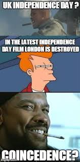 Fry Meme Maker - independence day training day fry meme generator imgflip