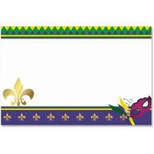mardi gras frames mardi gras border templates