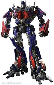 optimus prime transformers birthday invitation from splashbox