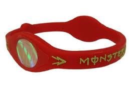 energy bracelet images Monster energy bracelet in red jpg