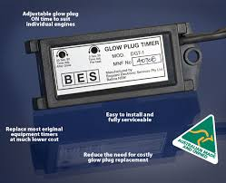 glow plug timers features and installation bogaard