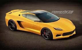corvette concept cars information