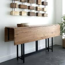 folding extendable dining table u2013 rhawker design