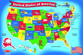 50 States Map Quiz United States Map Puzzle States And Capitals World Maps
