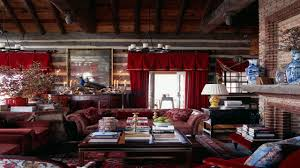 decorations cabin idea with hunting room also timber wall and