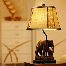 Elephant Table Lamp Elephant Lamp Your Zone Clip Lamp With Bulb Stacked Elephants