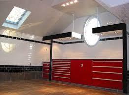 Garage Interior Ideas Stunning Home Auto Shop Design Gallery Decorating Design Ideas